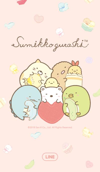 Sumikko Gurashi: Handmade Plush Dolls
