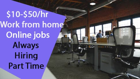 12 Companies Always Hiring for Work From Home jobs 2020