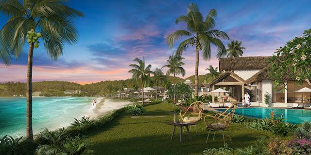 Biệt thự nghỉ dưỡng 5 sao tại Phú Quốc được lòng giới đầu tư địa ốc