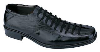 Sepatu Kerja Pria Model Bertali RRU 002