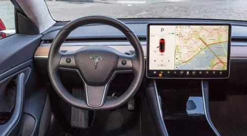 Car companies leave Tesla alone before accident law
