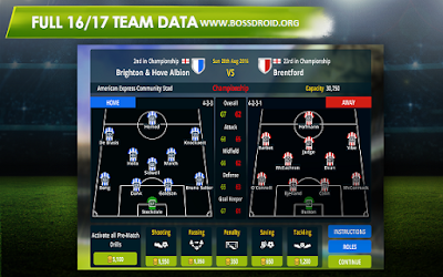 Championship Manager 17 Mod v1.3.1.807 APK (Unlimited Money)