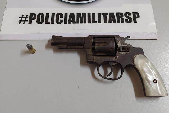 Rapaz é preso por tentativa de homicídio no bairro João Domingos Netto, em Presidente Prudente