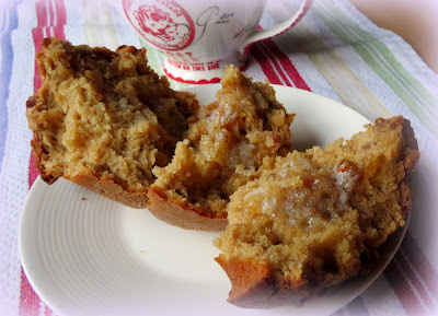 Maple Walnut Muffin