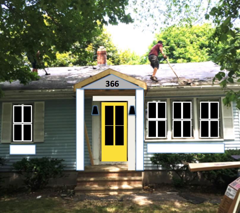 Sopo Cottage Improving Curb Appeal For A 1960 S Rancher