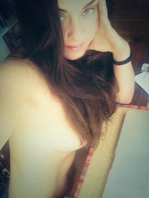 Bridget Phetasy topless