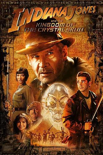 Indiana Jones and the Kingdom of the Crystal Skull (2008 ...