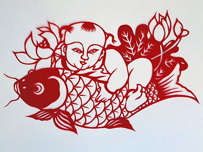 paper cutting chinese