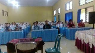 Pelatihan Tim OSN SMA Negeri 2 Kudus