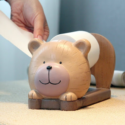 Winnie Paper Towel Holder