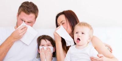 Kesehatan - Resep Bawang dan Jahe ini Ampuh Enyahkan Flu