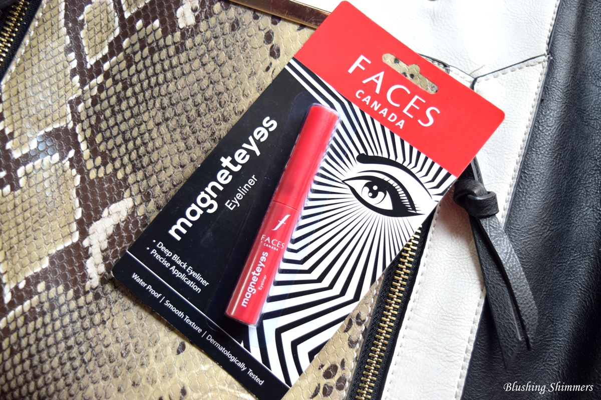 Faces Magneteyes Eyeliner Review