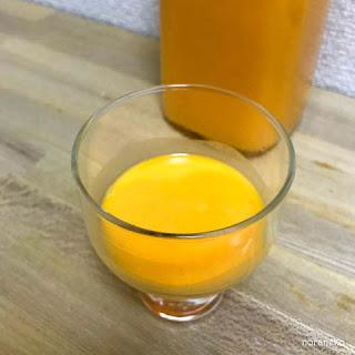 シーベリーのジュースと酒|シーベリージュース完成