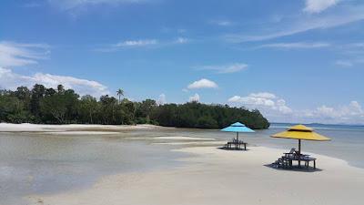 Pulau Leebong - Salika Travel - Paket Tour Belitung Periode Lebaran 2018