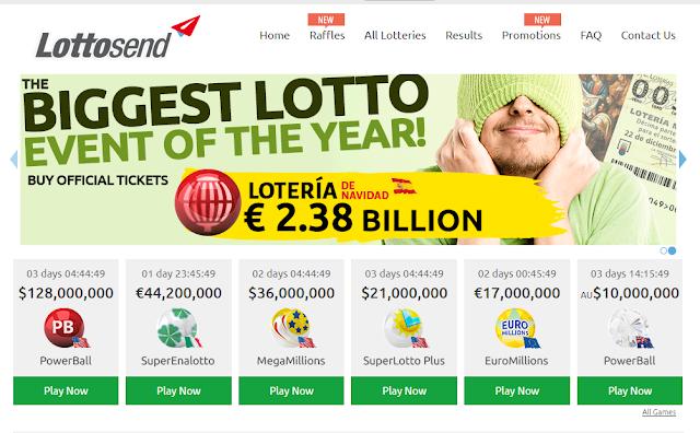 Lotto Send