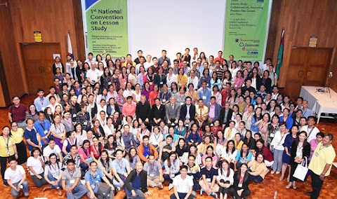UP NISMED and PALS co-host 1st National Convention on Lesson Study