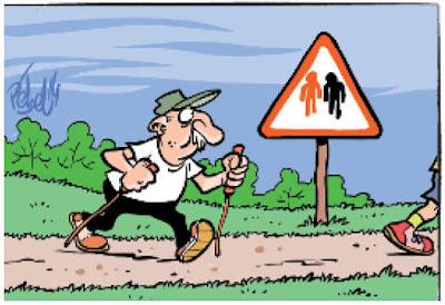le parfait exercice pour perdre du poids est la marche