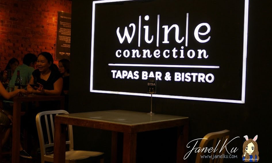 Wining, Dining and Chilling out at Wine Connection Tapas Bar & Bistro