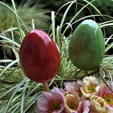 Gartendeko für Ostern