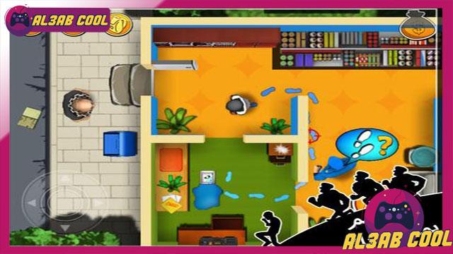تنزيل لعبة محاكي الحرامي Robbery Bob من الميديا فاير