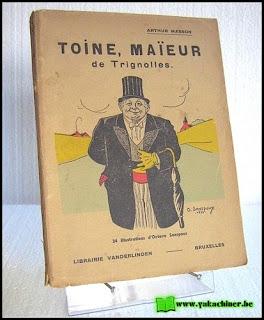 Arthur Masson, Toïne, Maïeur de Trignolles, 1939