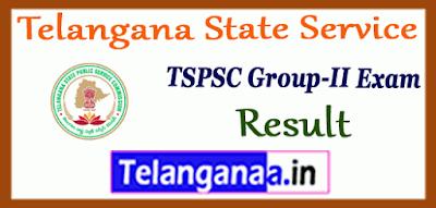 Telangana Group-2 Results - TSPSC Group-II Merit List