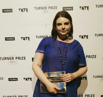 Laura Pearson-Smith at Turner Prize 2015