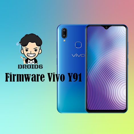 Download Firmware Y91 2019 - DROID6 | Tutorial Flash, Remove MiCloud