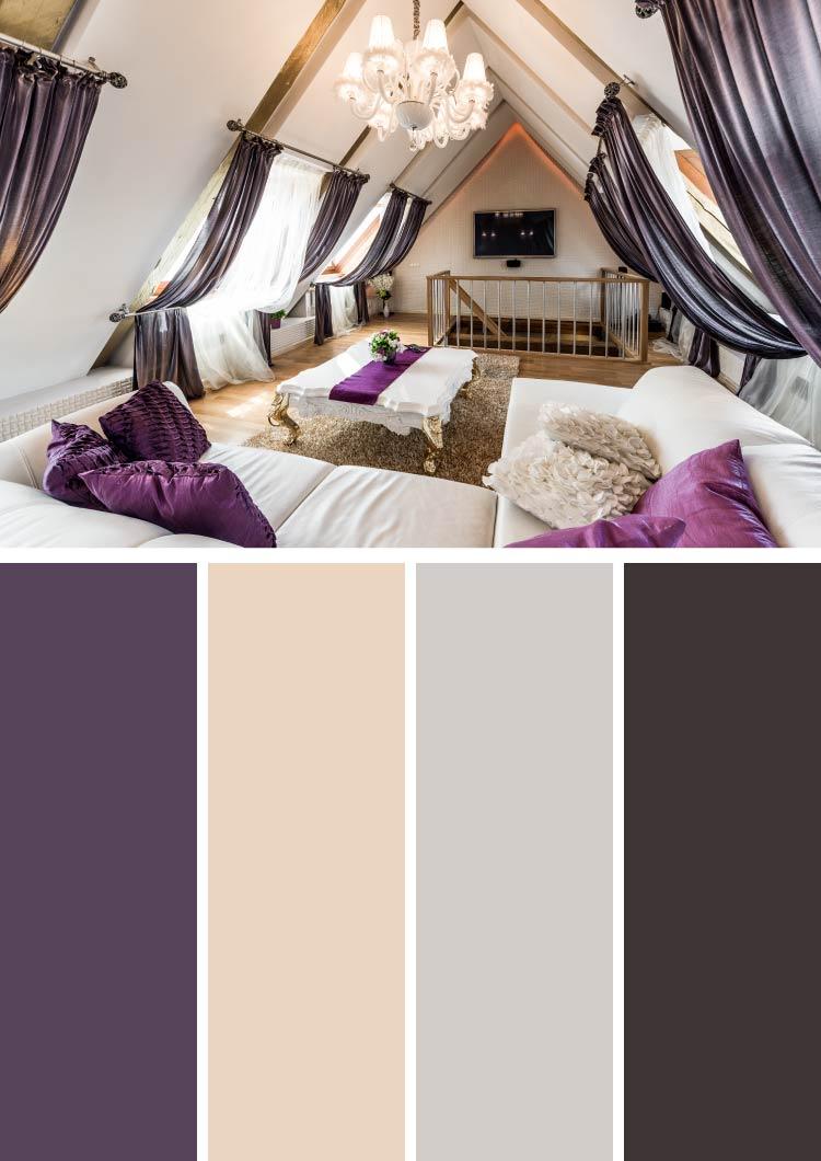 Exterior House Paint Color Combinations Beige Colour Palettes