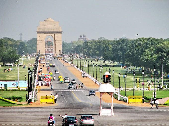 इंडिया गेट भारत का प्रसिद्ध सैनिक समारक,जानकारी,इतिहास  तथा रोचक तथ्य!India Gate India's famous military monument, information, history and interesting facts.