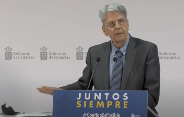 Toque de queda en los carnavales de Canarias 2021 por la pandemia