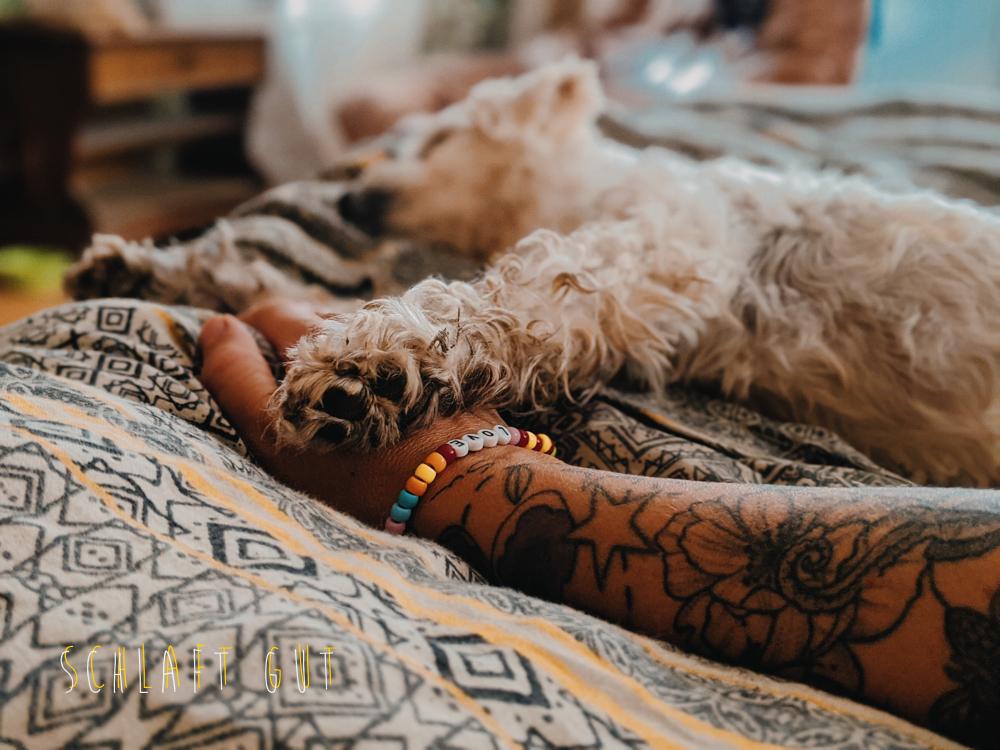 Einfach einschlafen - wie geht das? Mir hilft die sleep.ink Schlafessenz.