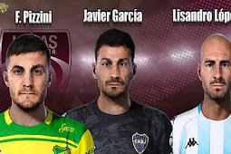 Mini Facepack Libertadores - PES 2020