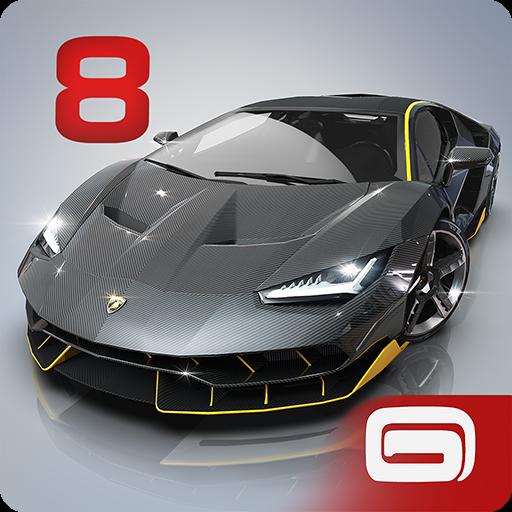 Asphalt 8: Airborne Mod Apk (free shopping) – game đua xe mod
