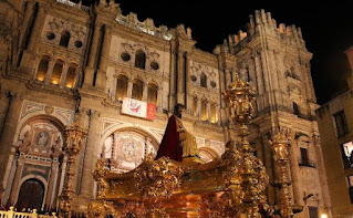 La Cofradía de los Estudiantes de Málaga programa una misa por su 75º aniversario el 14 de noviembre en la Catedral de Málaga