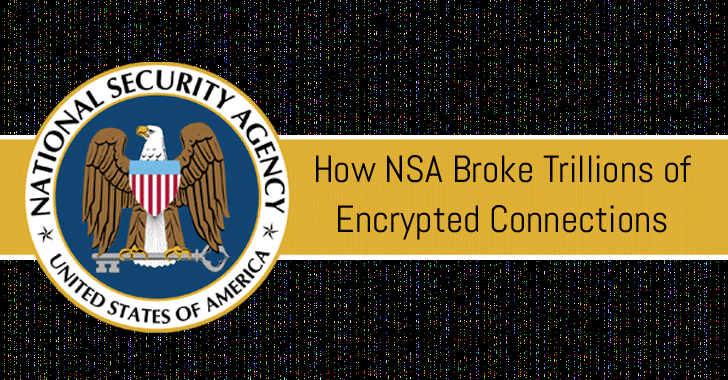 Researchers Demonstrated How NSA Broke Trillions of Encrypted Connections
