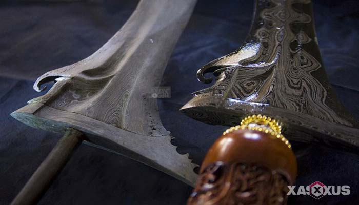 Senjata tradisional Indonesia - Senjata tradisional Bali (Keris Tayuhan atau Keris Bali)