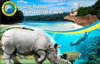 tempat wisata di banten taman nasional ujung kulon