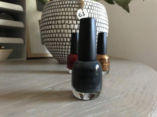 NOTD: Faby International Fearless