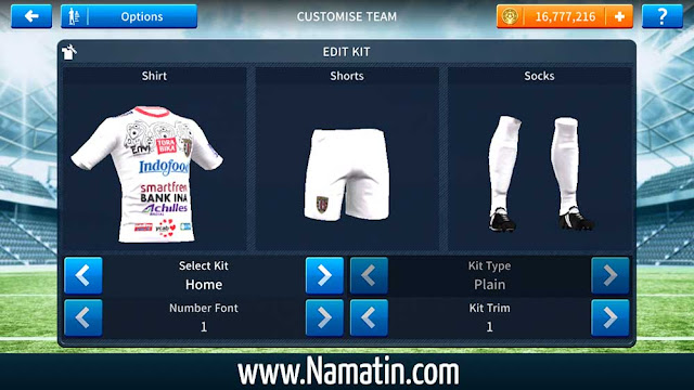 Url Baju Dream League Soccer Bali United