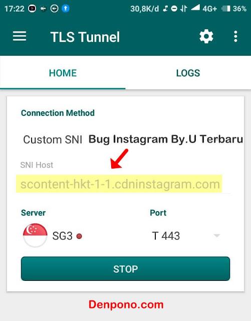 Update Bug Instagram By.U Terbaru