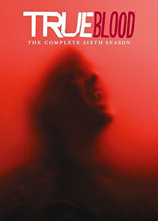 True Blood [2013] [Season 6] [DVD9] [NTSC] [Latino] [4 DISC]