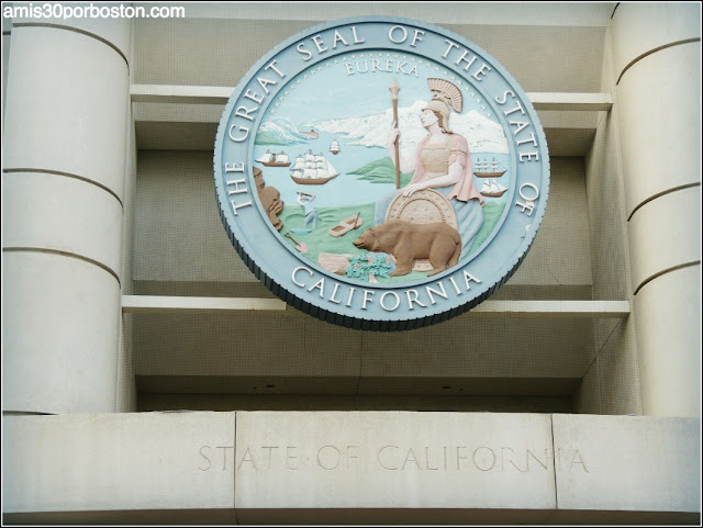 The Great Seal of the State of California
