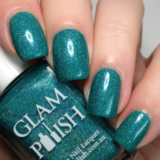 Glam Polish-A Little Less Conversation