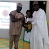 Senator Dino Melaye Receives Anti Corruption Award From Rotary Club. [Photo]