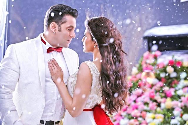 Salman Khan and Jacqueline Fernandez Romantic Cute Dance Image