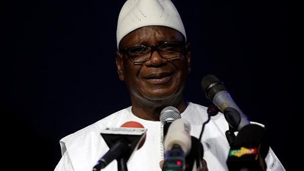 Mali president Keita wins landslide election; faces uphill struggle