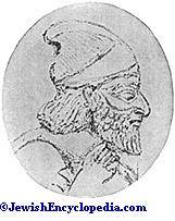 Figura de judeu com barba no Obelisco Negro de Shalmaneser II.