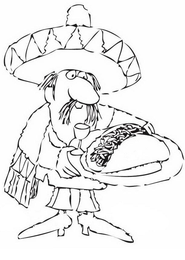 Sombrero De Charro Dibujo Imagui