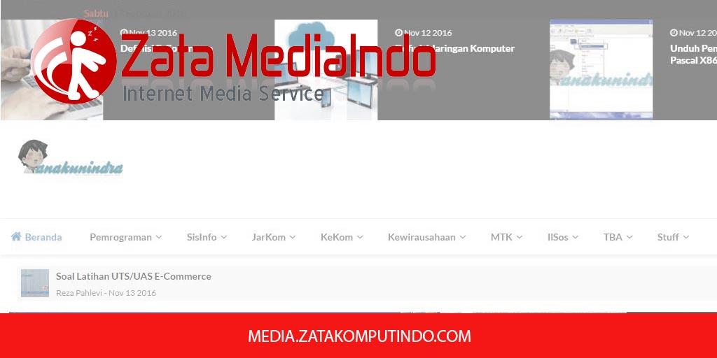 Media Partner Anak Unindra